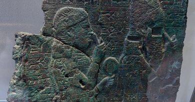 Hallados en Irak, restos anteriormente inexplorados del palacio asirio de Asarhaddón