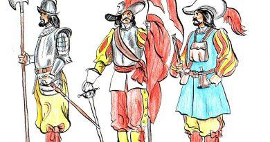 Soldados de los Tercios de Flandes