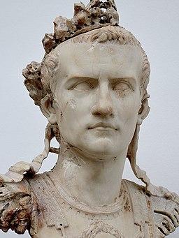 Busto de Caligula